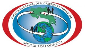 Migration Office Costa Rica logo