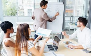 Training is an important part of development for any corporation.