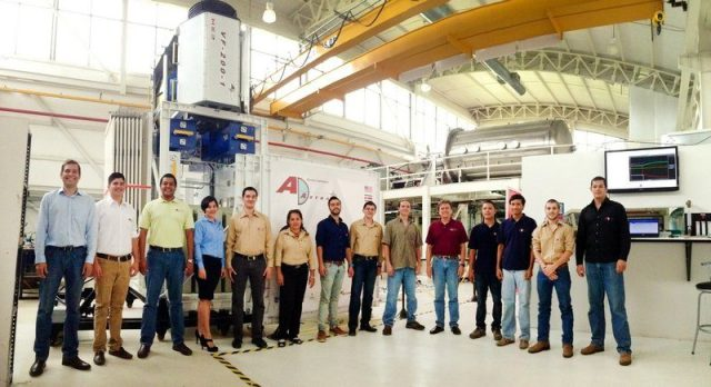 Ad Astra Rocket Costa Rica, a space research company directed by Dr. Franklin Chang Díaz