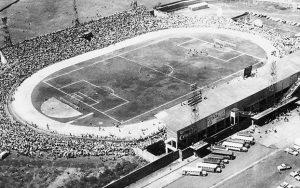 Costa Rica National Soccer Stadium in 1960