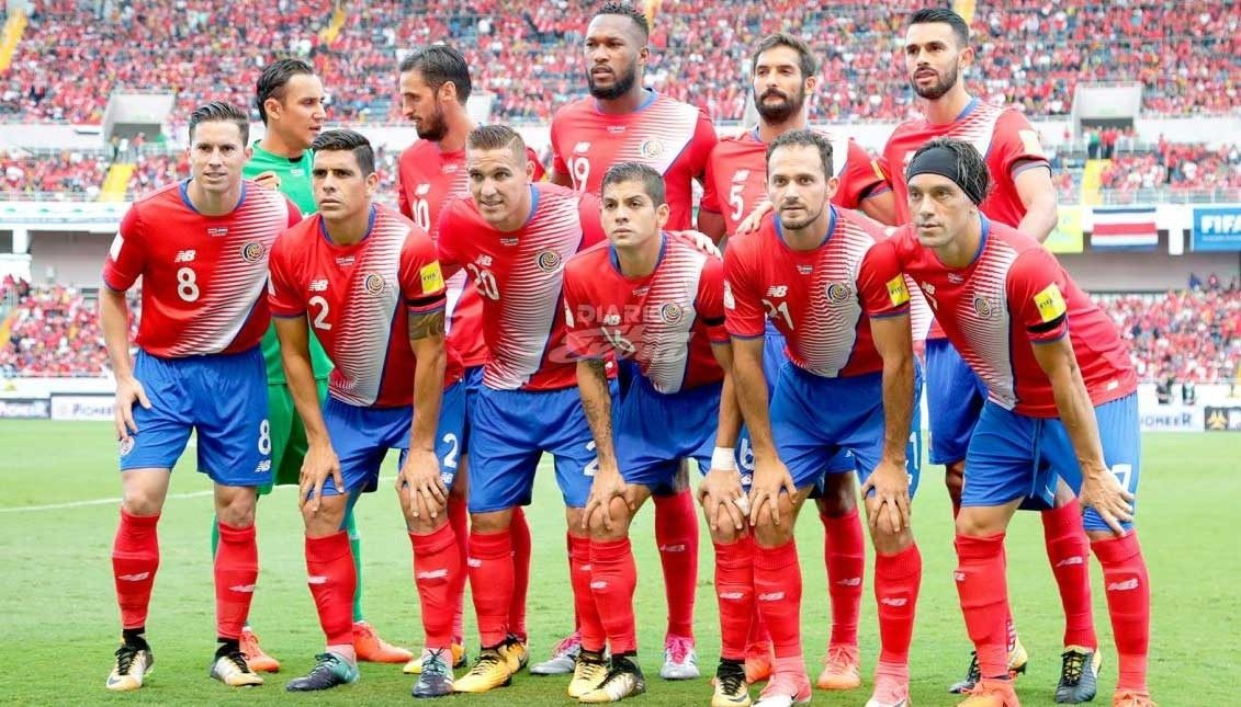 Fußball Costa Rica