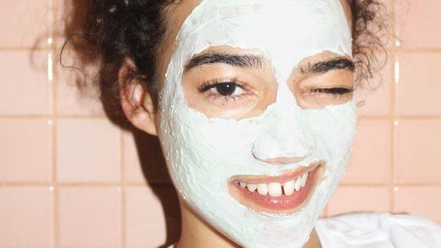 Abuse of facial creams