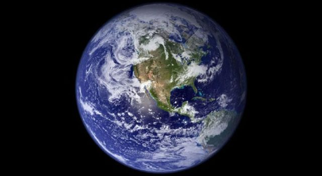 The Earth: Blue planet