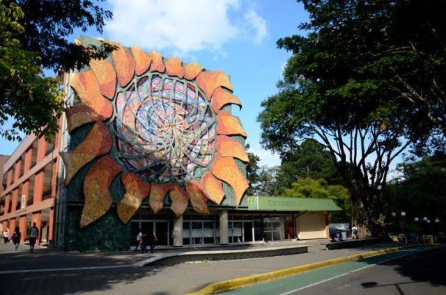 Universidad de Costa Rica main building