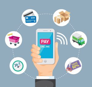 Benefits of paying online