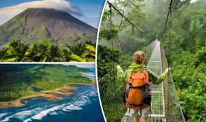 Costa Rica: Land of travel and adventure