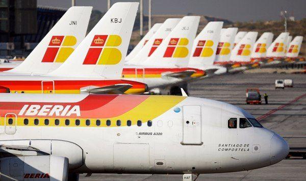 Iberia aircraft fleet
