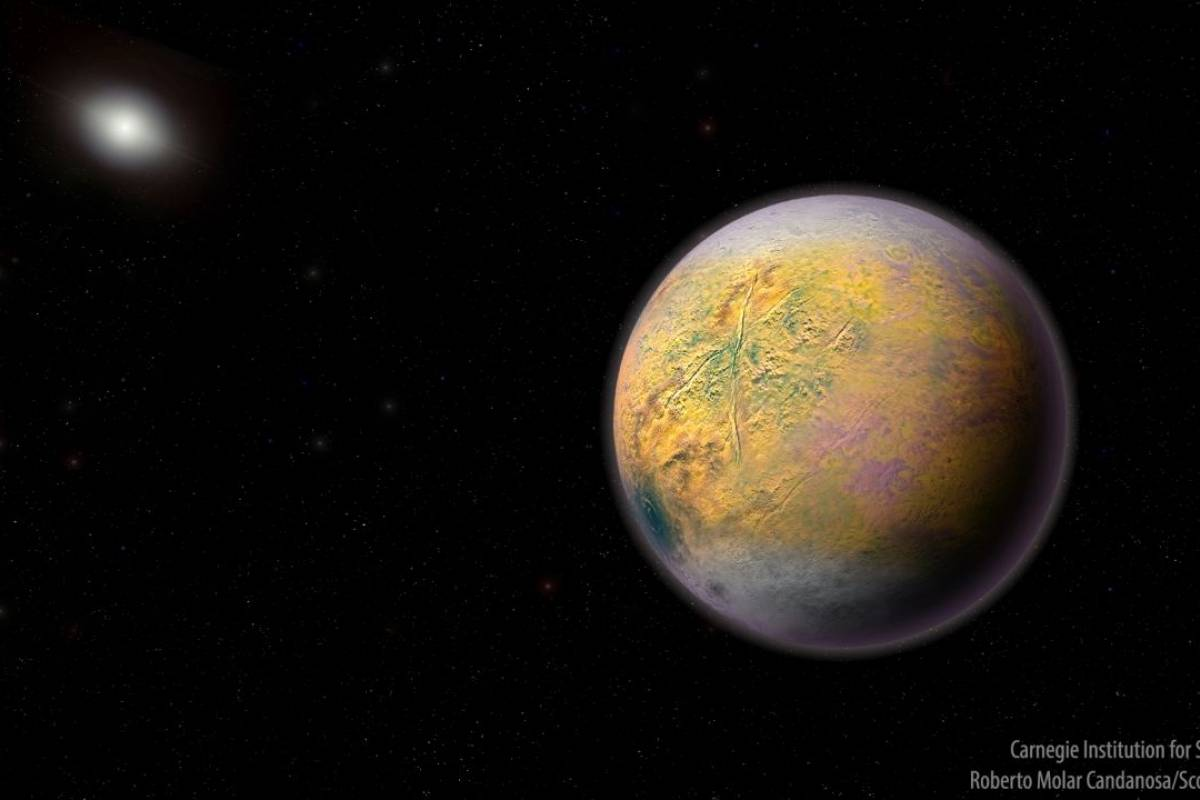 Astronomers have discovered the most distant object in the Solar system
