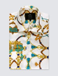 f8e7531cfa393 Hawes and Curtis Release Limited Luxury Silk Shirts! - The Costume Rag