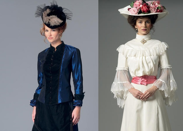The Best Victorian Costume Sewing Patterns - The Costume Rag