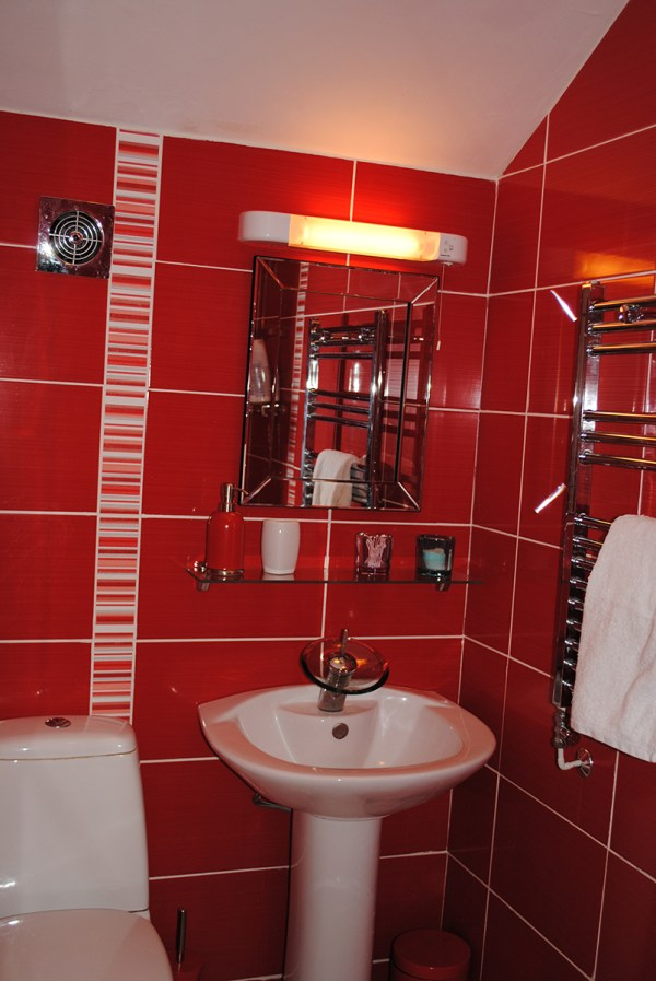 The Mews En-Suite Bathroom