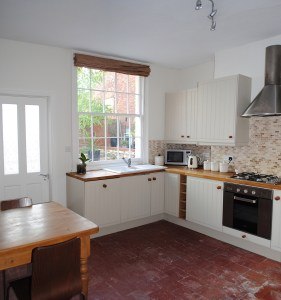 Self Catering Accommodation Mews Kitchen