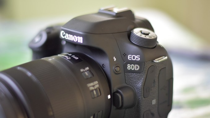 Canon 80D Review - Auto Focus and Image quality - The