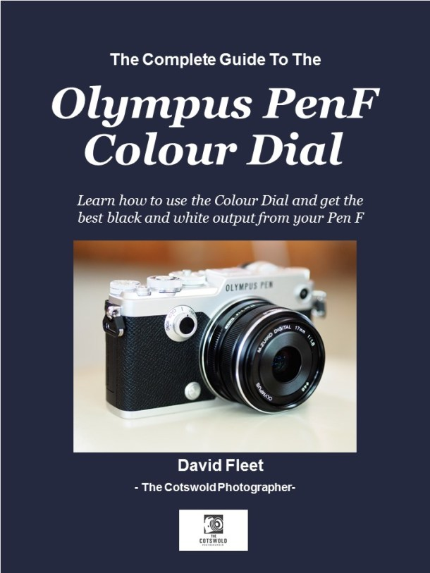 olympus pen f eBook