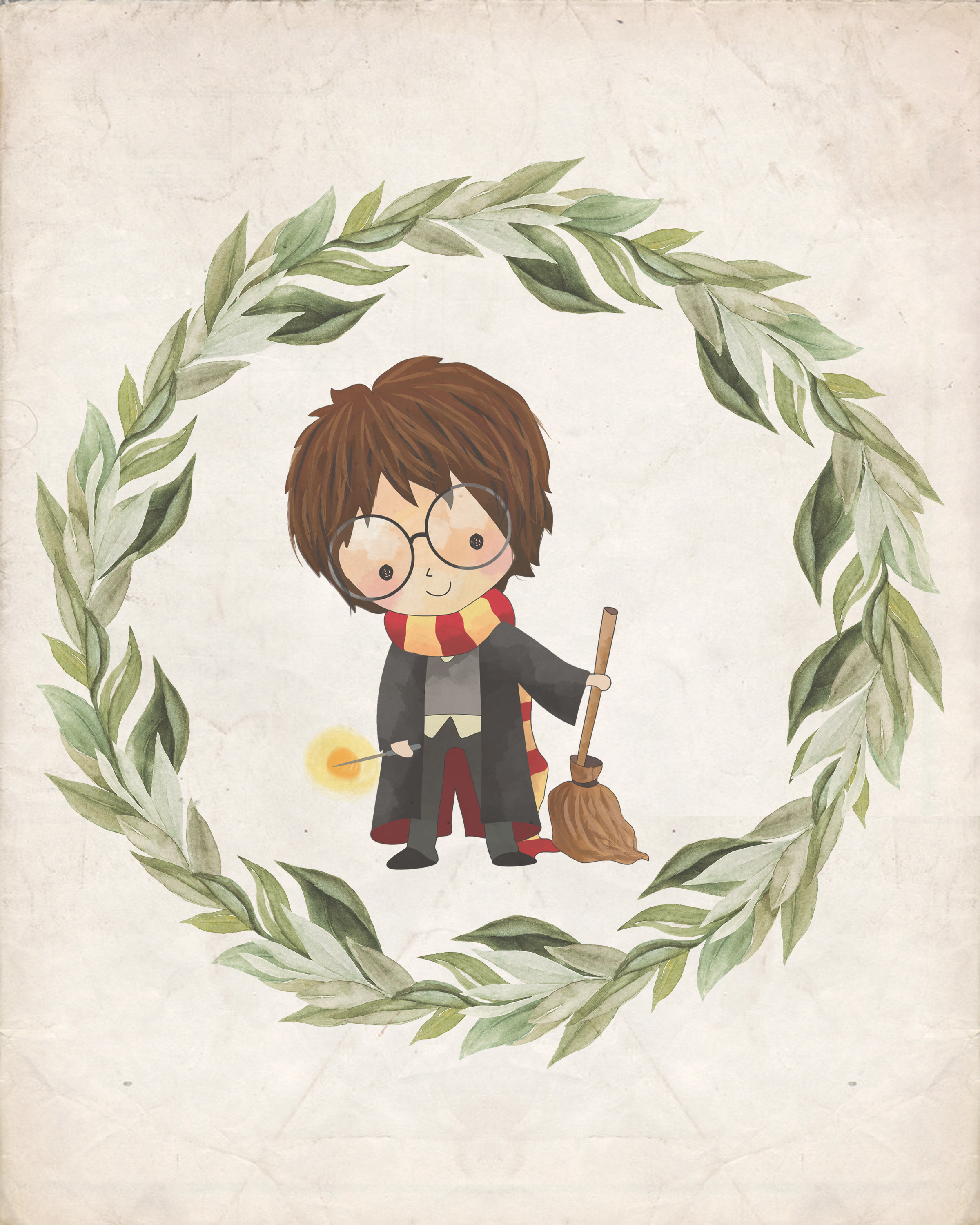 The Free Printable Harry Potter Collection