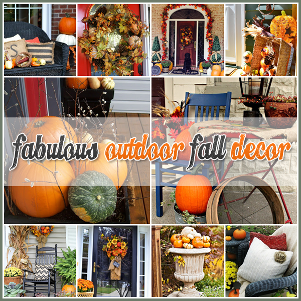 Simple Fall Decorating Ideas For Home Decor Pictures