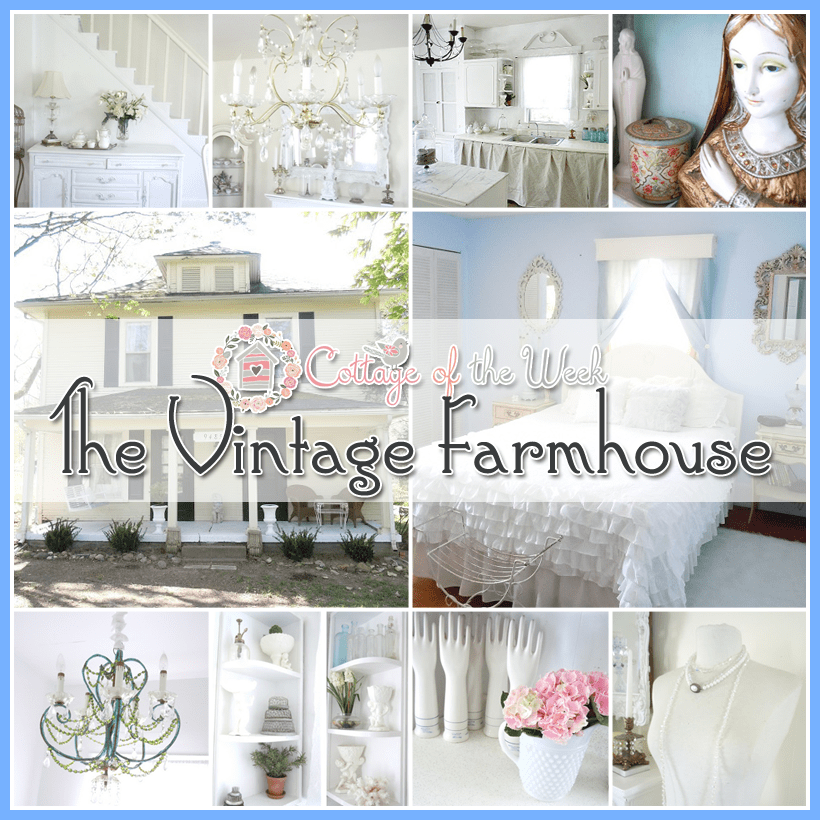 Cottage Of The Week The Vintage Farmhouse The Cottage