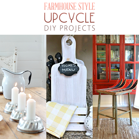 Farmhouse Style Upcycle Diy Projects The Cottage Market