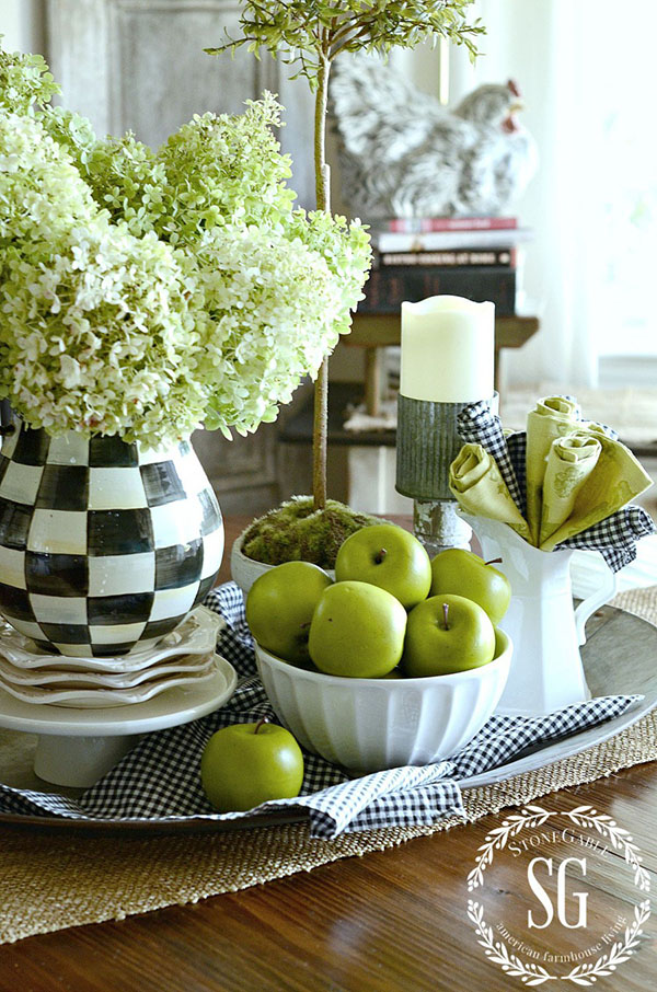 20 Inspirational Farmhouse Fall Vignettes Page 2 Of 4