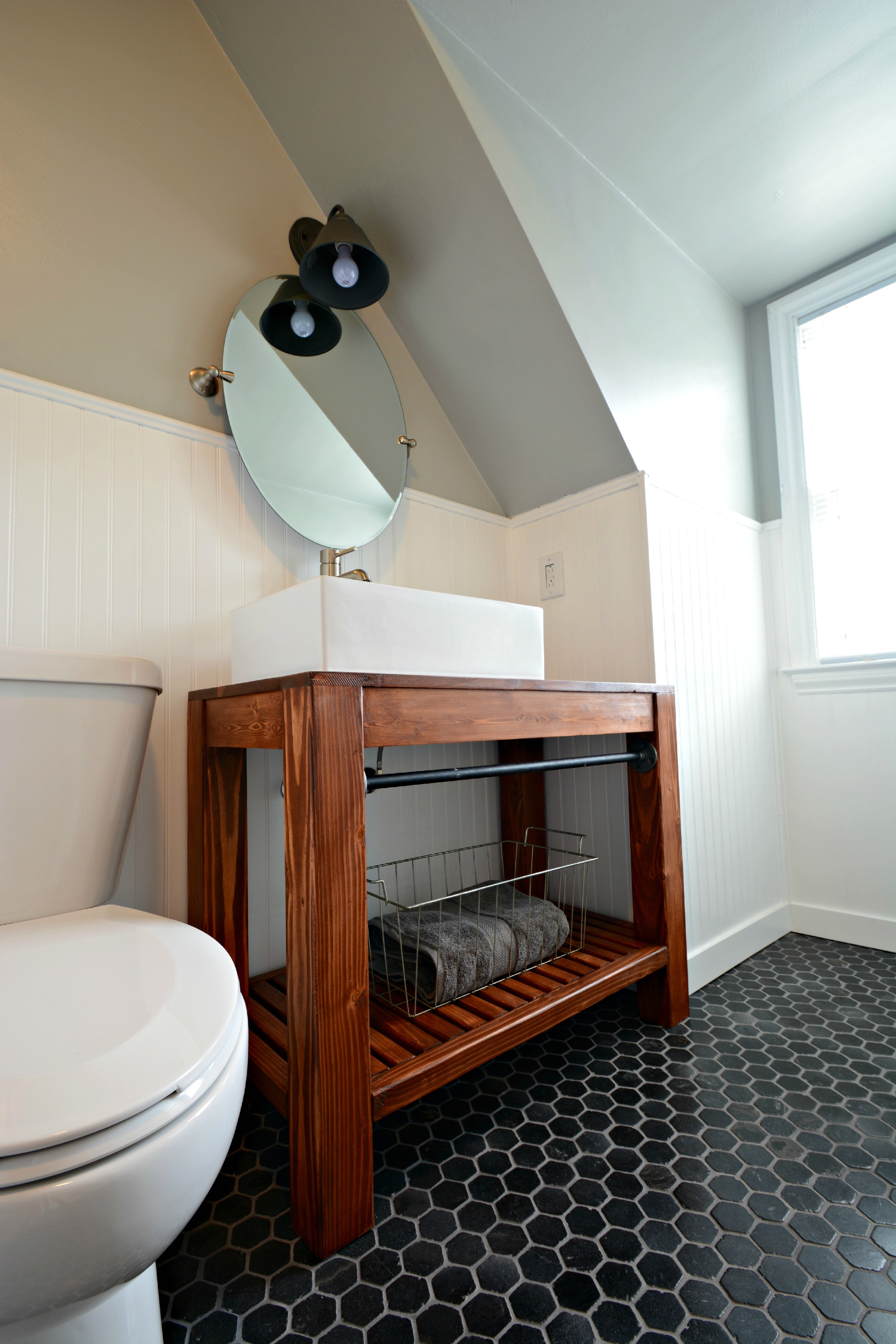 DIY Farmhouse Bathroom Vanity Ideas The Cottage Market