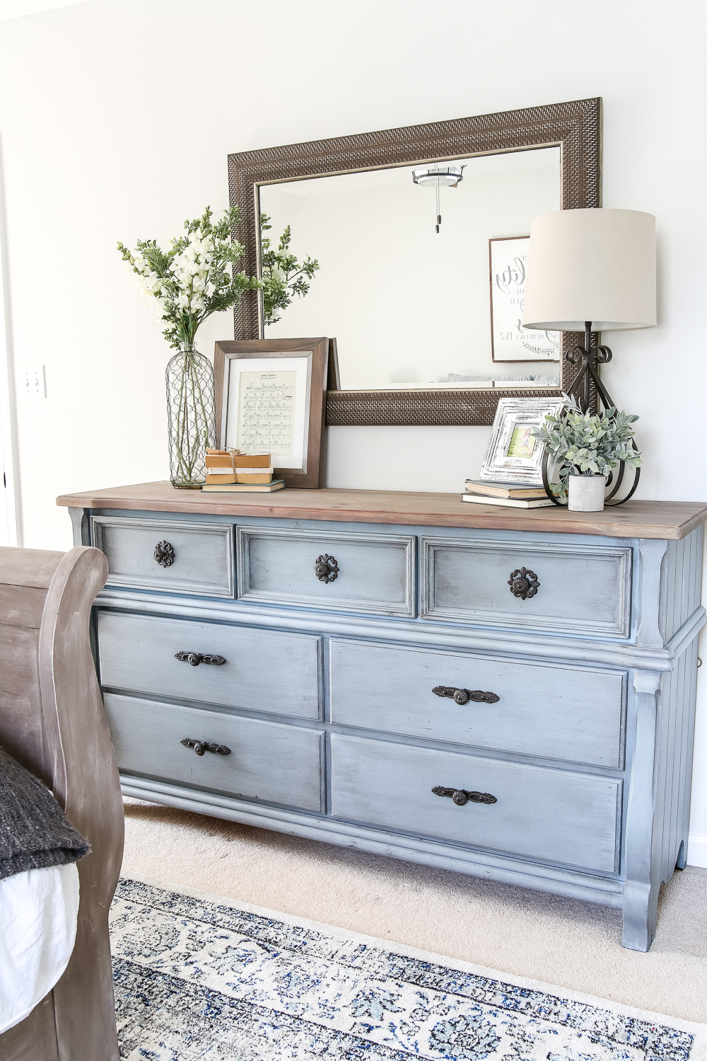 Add A Pop Of Color With Farmhouse Style The Cottage Market