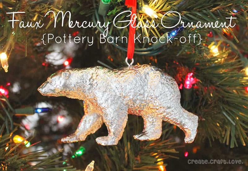 Pottery Barn Christmas Ornament8