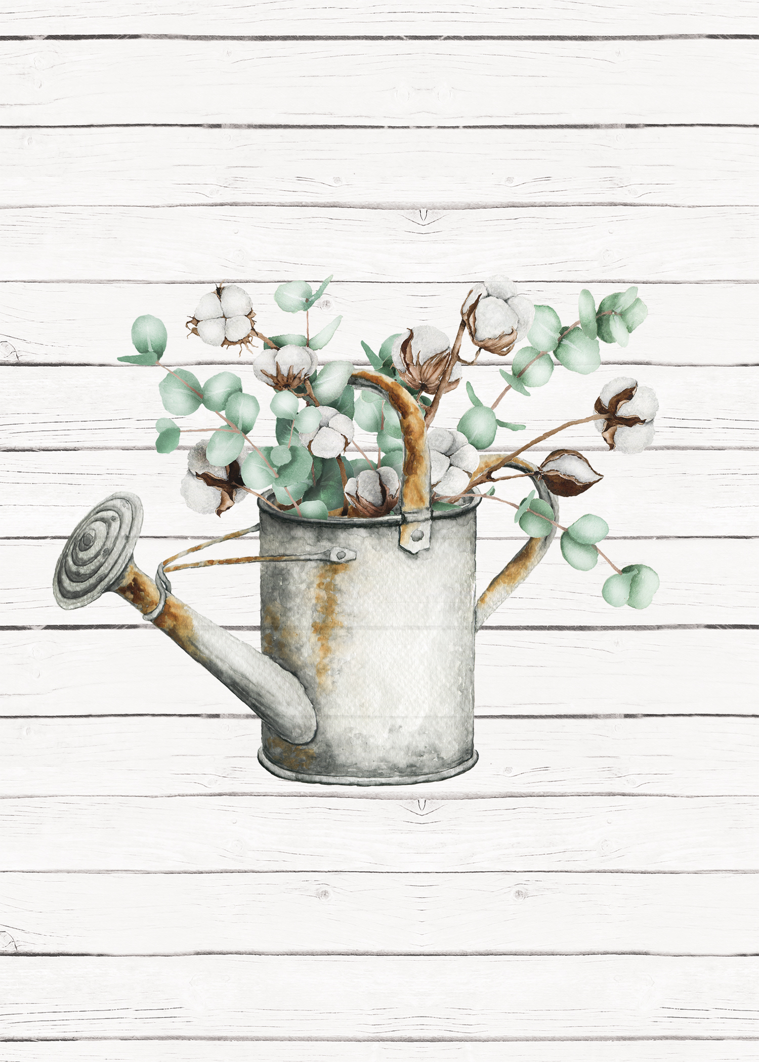 Free Printable Rustic Farmhouse Wall Art Collection