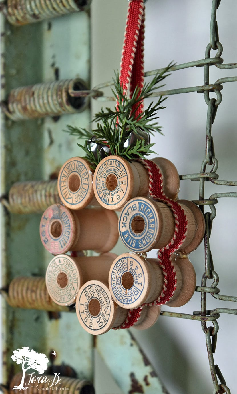 Upcycled Christmas Projects 11