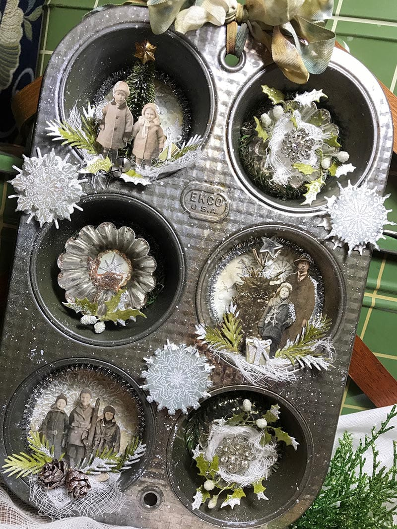 Upcycled Christmas Projects 15