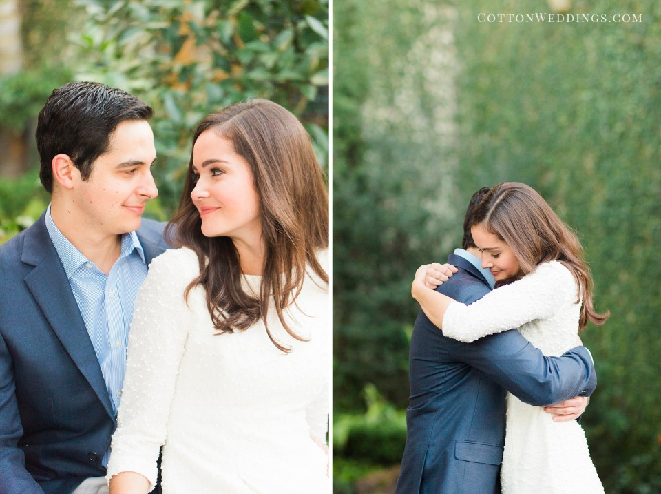 Belltower Houston Engagement Photography - Cotton Weddings