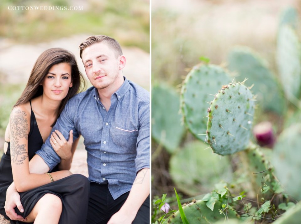 Enchanted Rock Engagement Photography_010