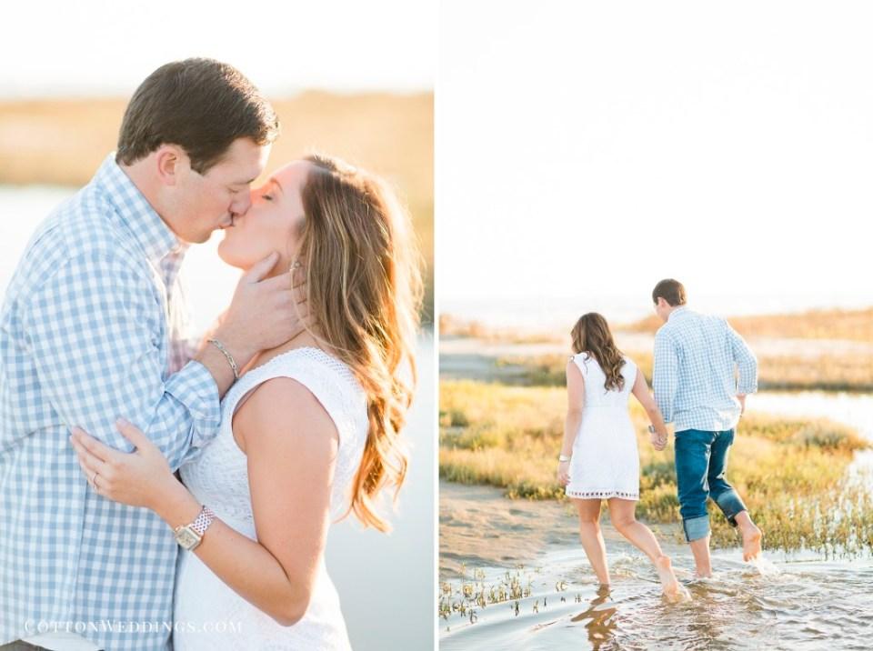 Galveston Engagement Photography - Cotton Weddings