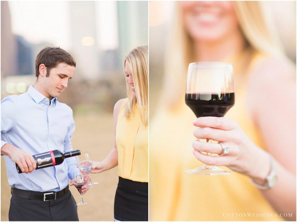 wine engagement