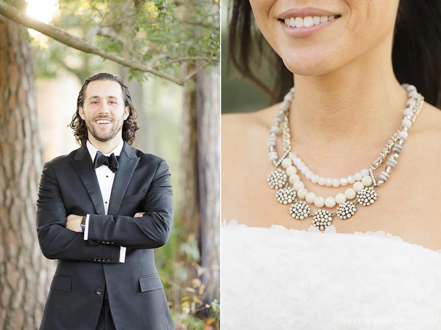 groom and bride necklace