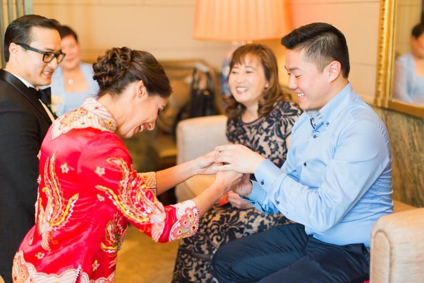 wedding traditional tea ceremony