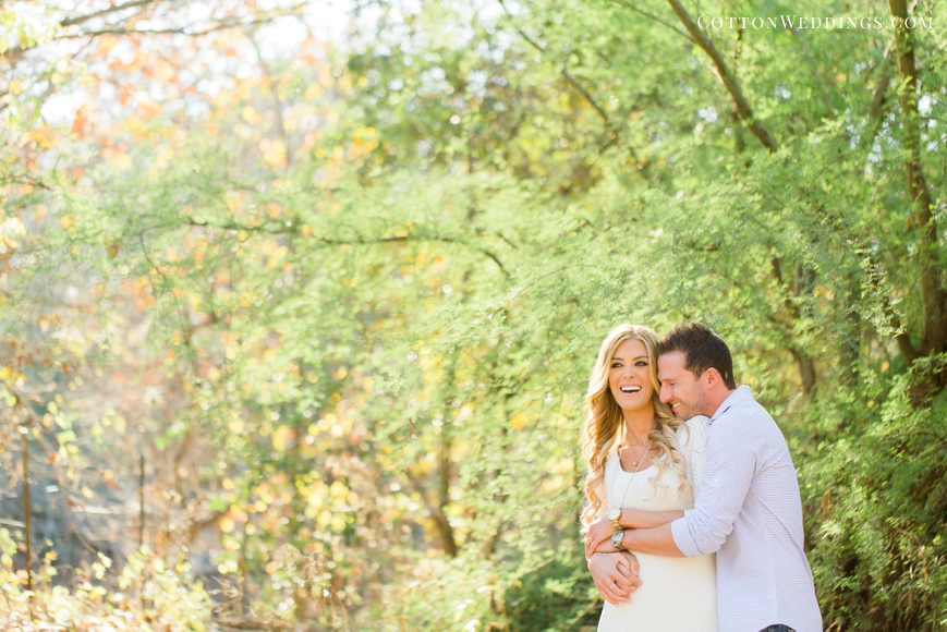 Barton Springs Engagement Session_0003