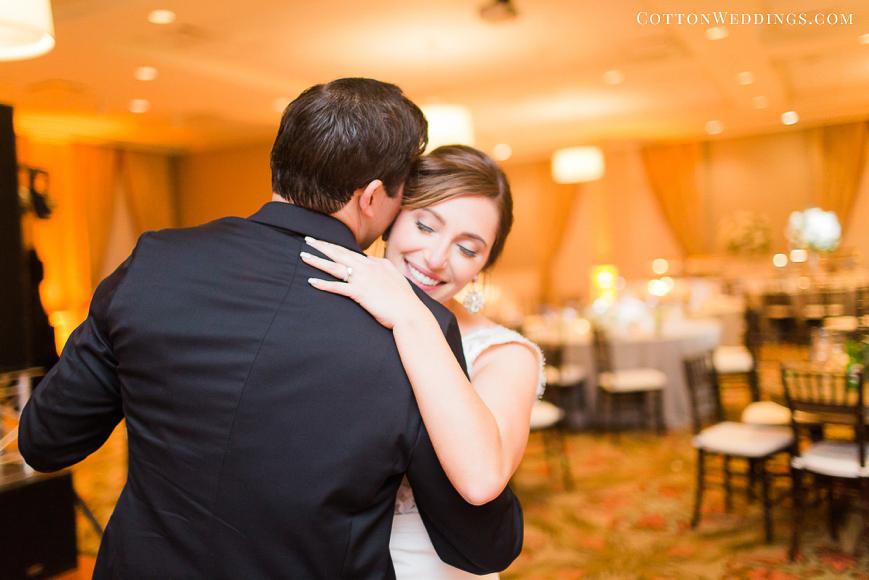 Tremont House Galveston Coastal Wedding-127