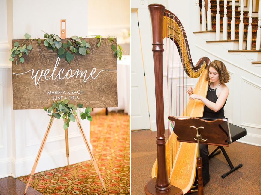 Tremont House Galveston Coastal Wedding-70