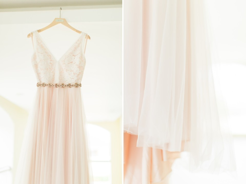 blush bhldn wedding dress