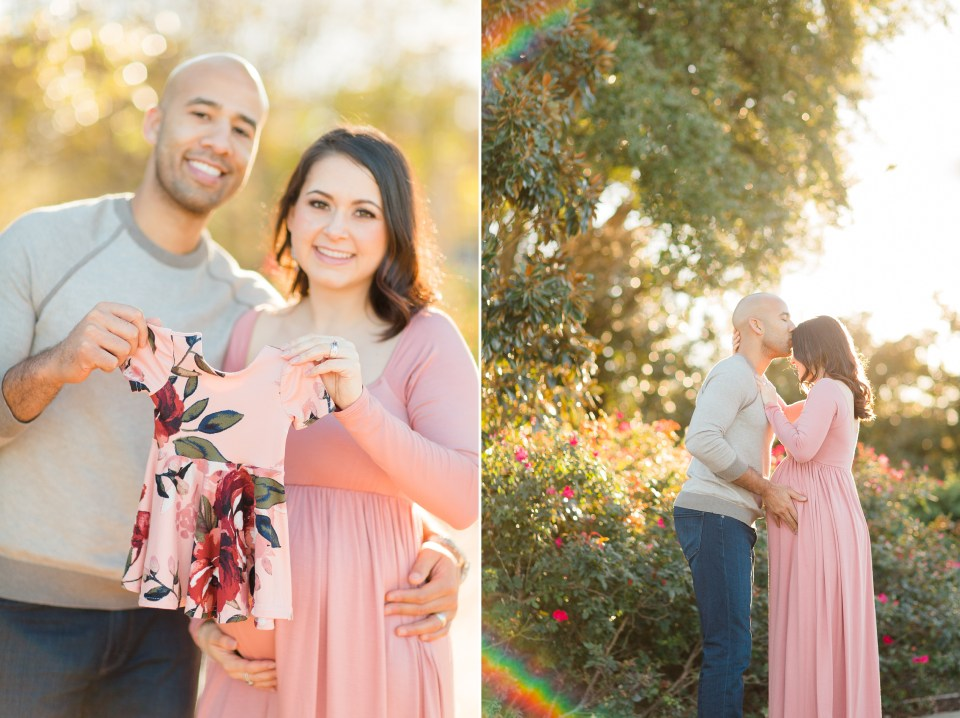 Baby Girl Maternity Session