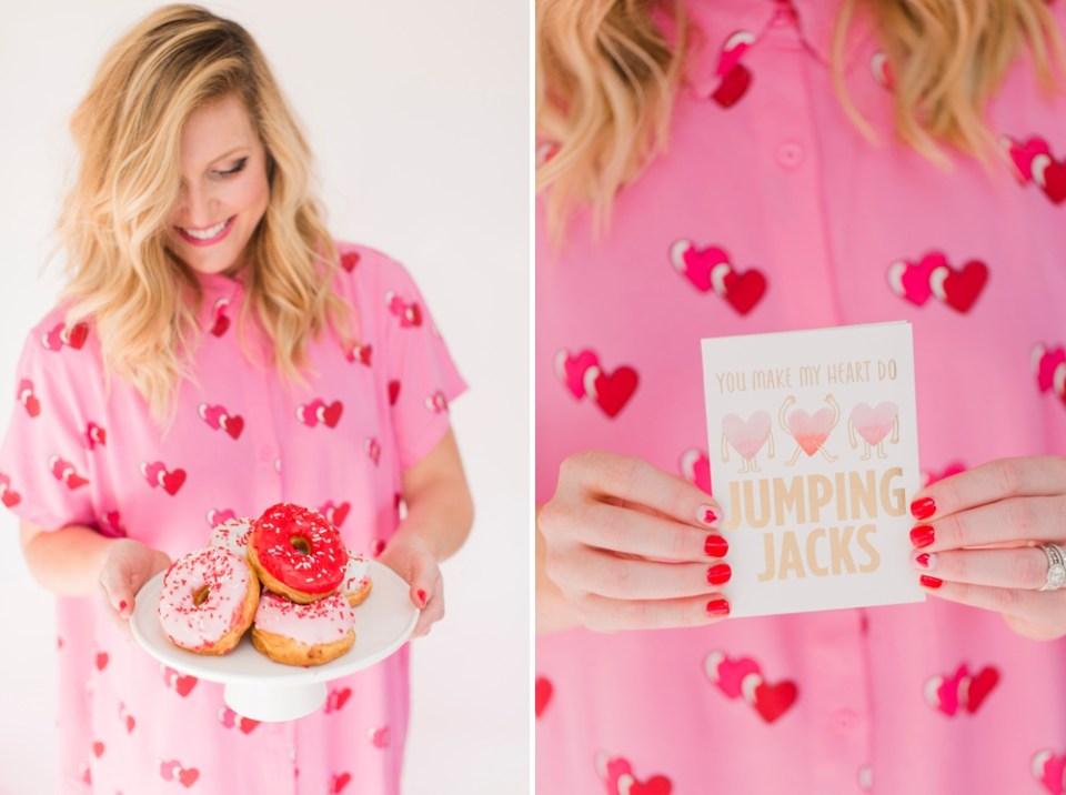Cake and Confetti Valentine's Day