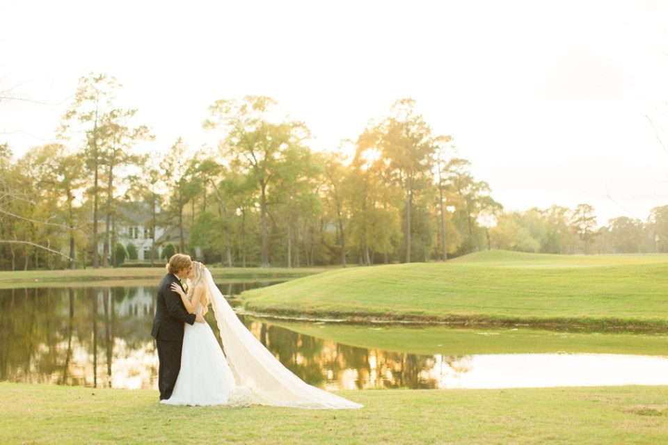 Woodlands Country Club Wedding Photographer
