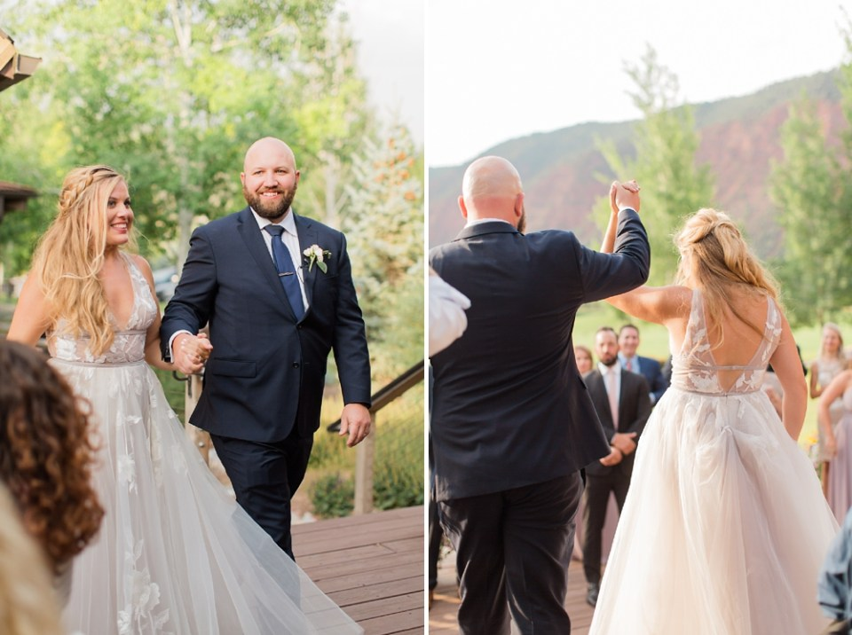 Intimate Destination Wedding in Glenwood Springs, Colorado