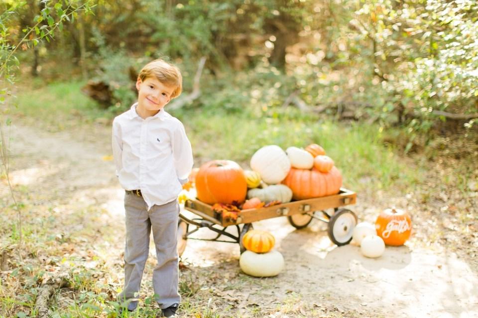 pumpkin family photos