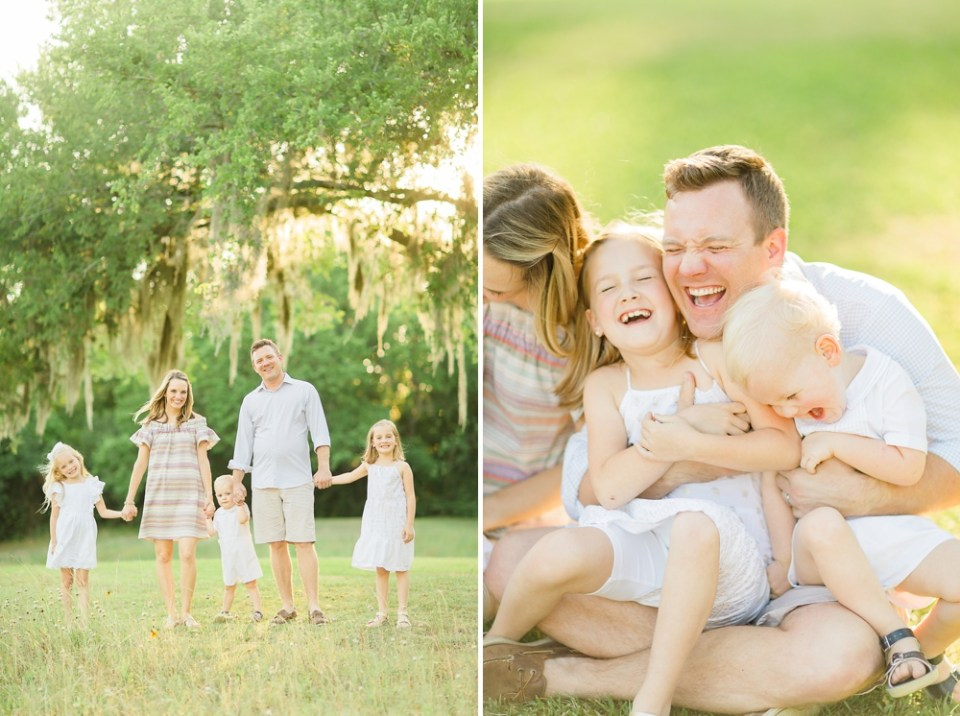 houston family photographer terry hershey park