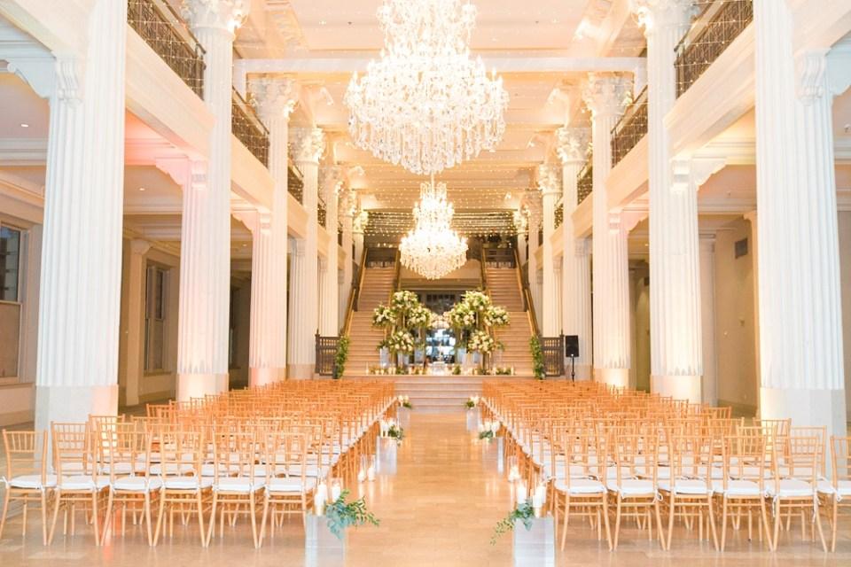 The Corinthian Wedding Houston Ceremony Venue