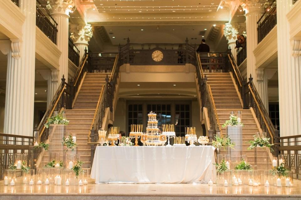 The Corinthian Wedding Reception Venue
