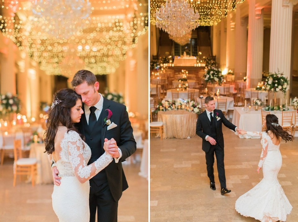 The Corinthian Wedding First Dance by Cotton Collective