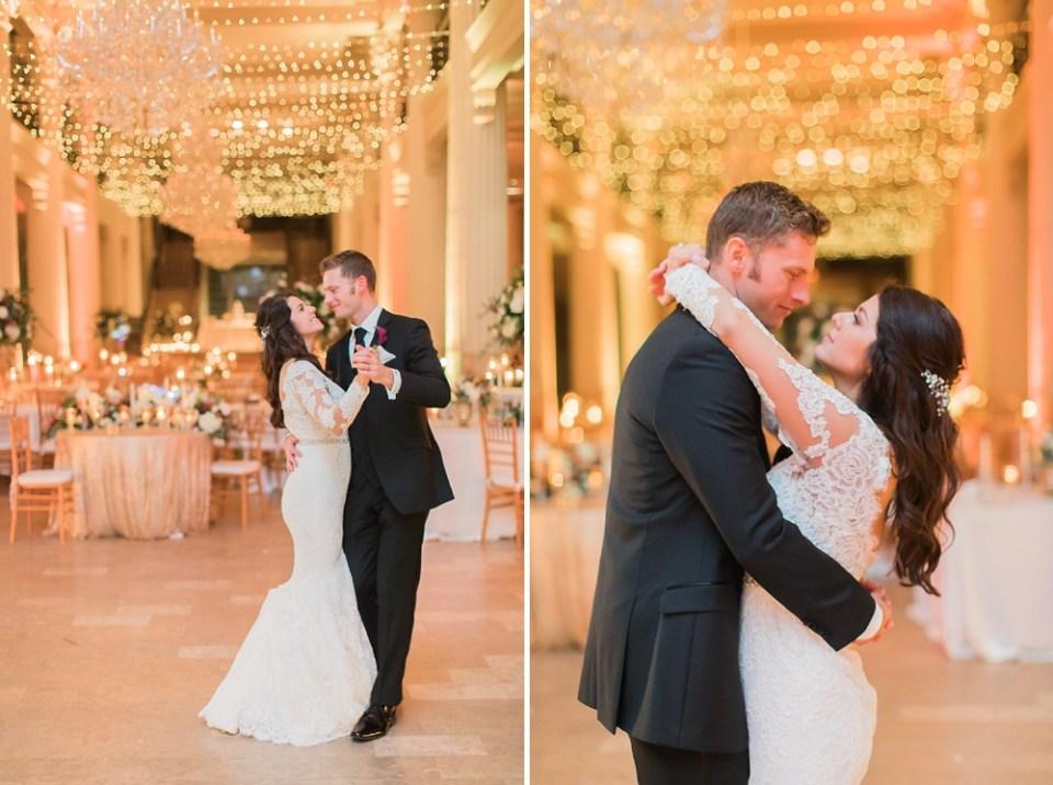 The Corinthian Wedding First Dance