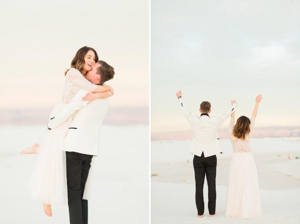 adventurous elopement
